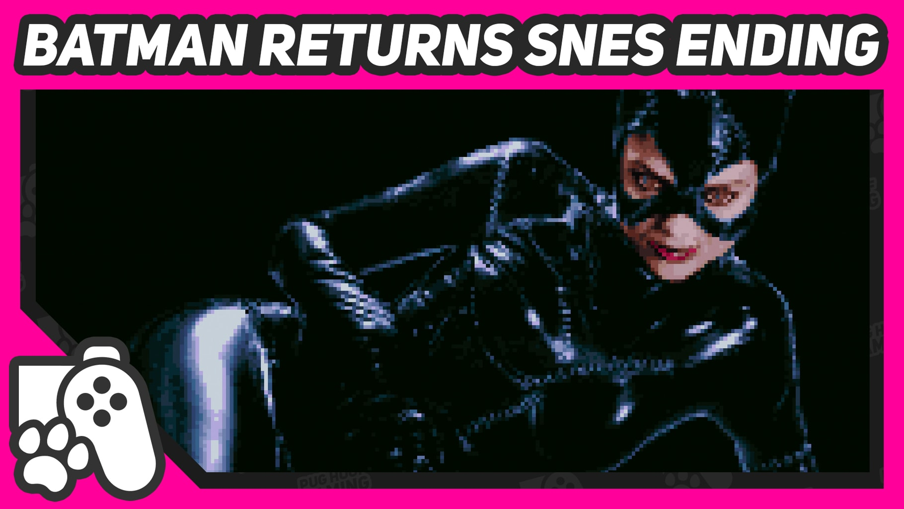 batman returns snes ending konami