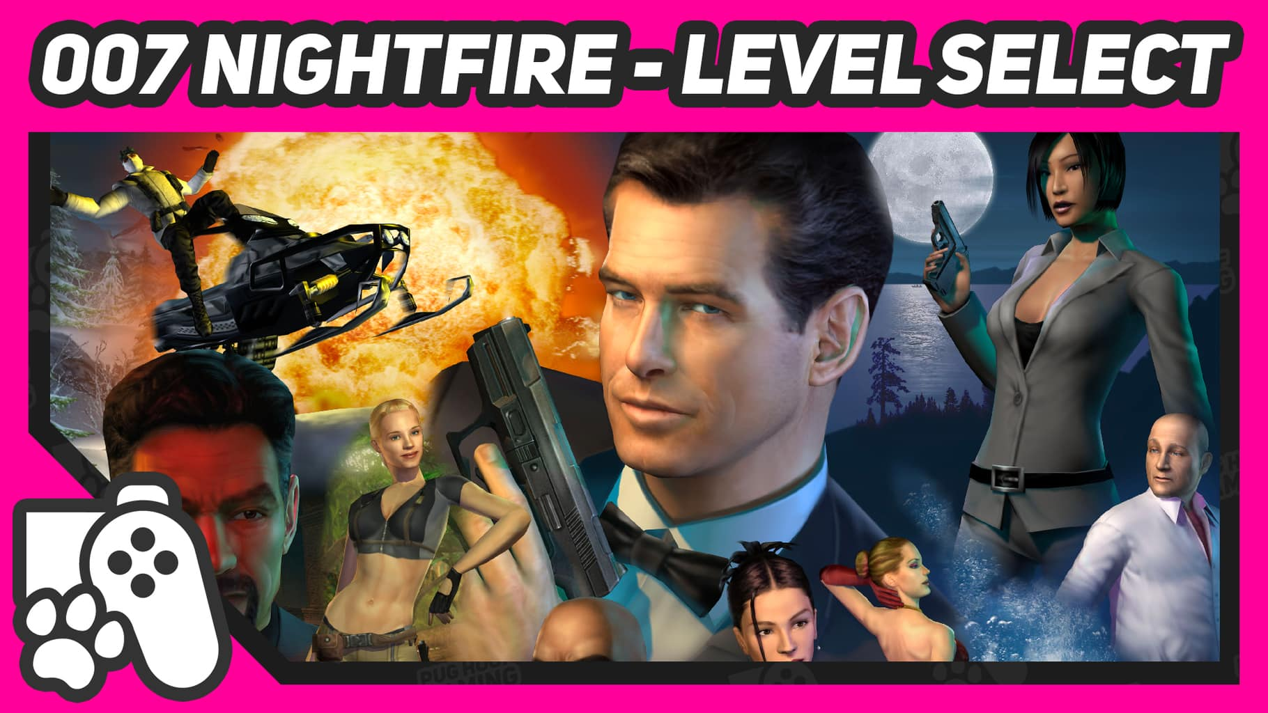 007 nightfire gamecube cheats