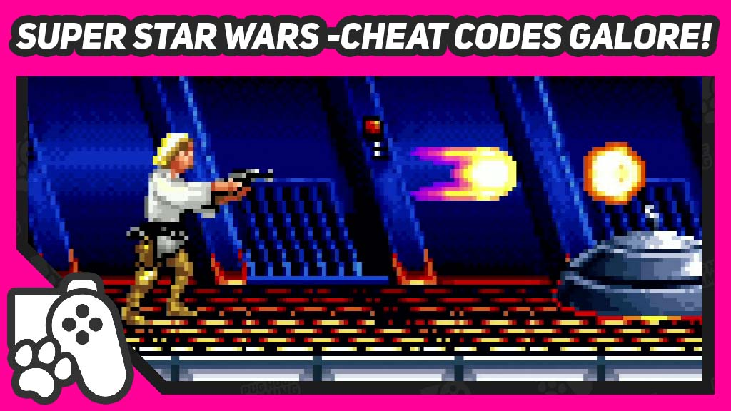super star wars cheats and codes