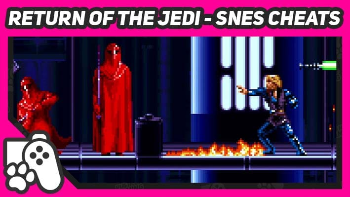 return of the jedi cheats featured image