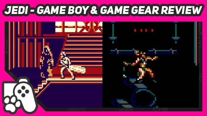 super star wars return of the jedi game boy & game gear review thumbnail