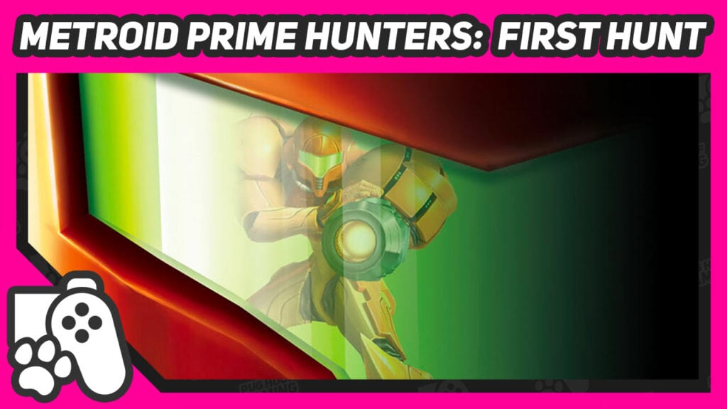 Metroid Prime Hunters First Hunt Nintendo DS