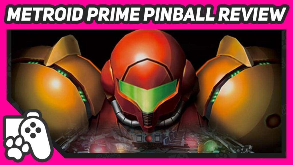 Metroid Prime Pinball Review Nintendo DS
