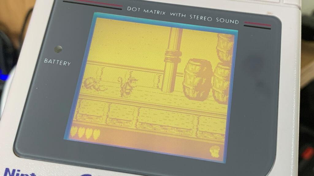 Donkey Kong Land 2 Rare Nintendo Gameboy Games