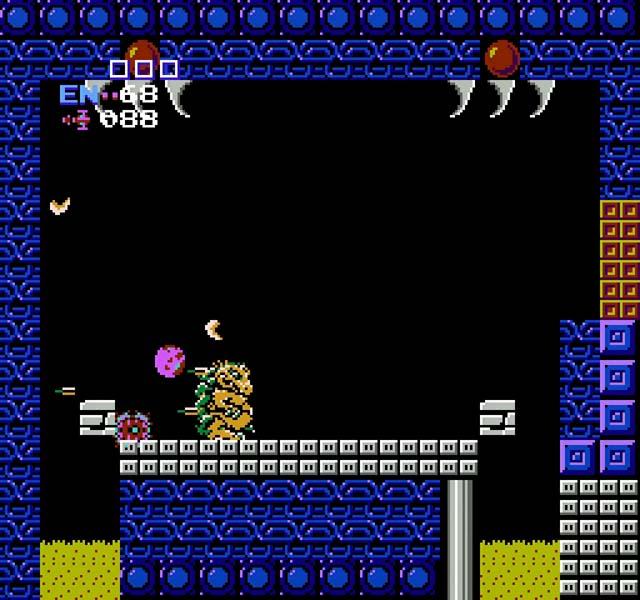 Metroid Nintendo Game Review