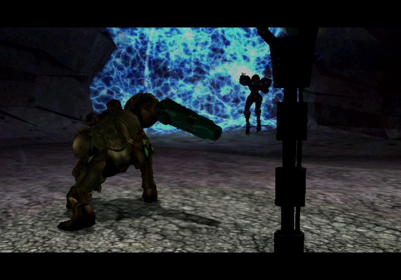 Metroid Prime 2 Echoes Dark Samus