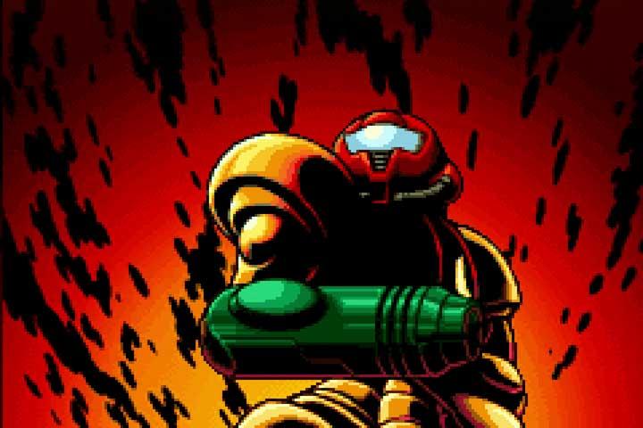 Metroid Zero Mission Cutscene