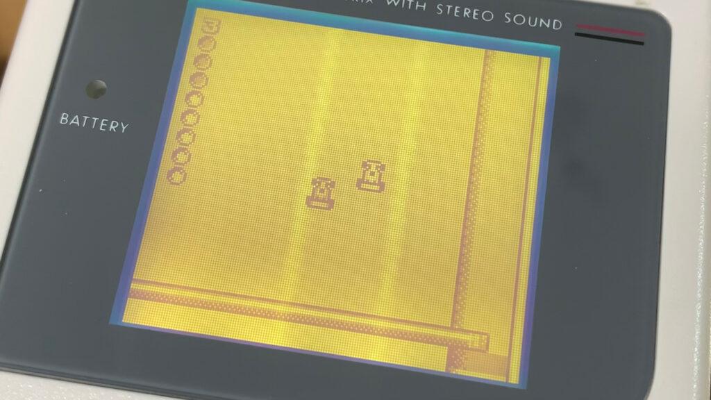 Micro Machines Gameplay GameBoy Nintendo Ocean