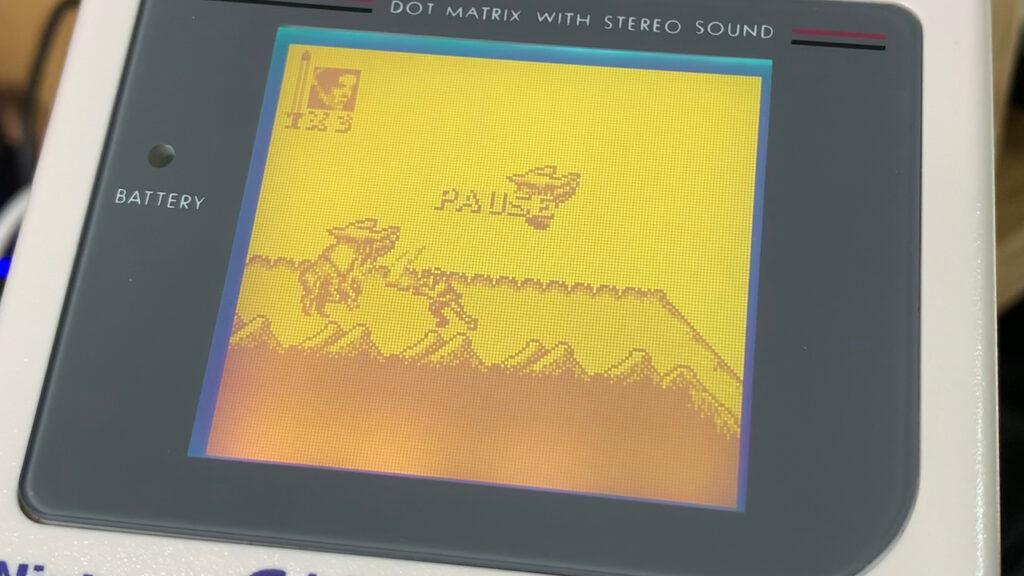 ROTJ Game Boy Games Nintendo Gameplay