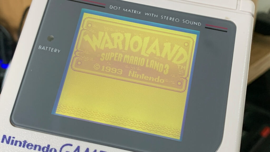 Super Mario Land 3 Wario Land Game Boy Games Nintendo