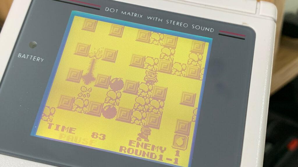 Wario Blast Game Boy Gameplay Nintendo GameBoy