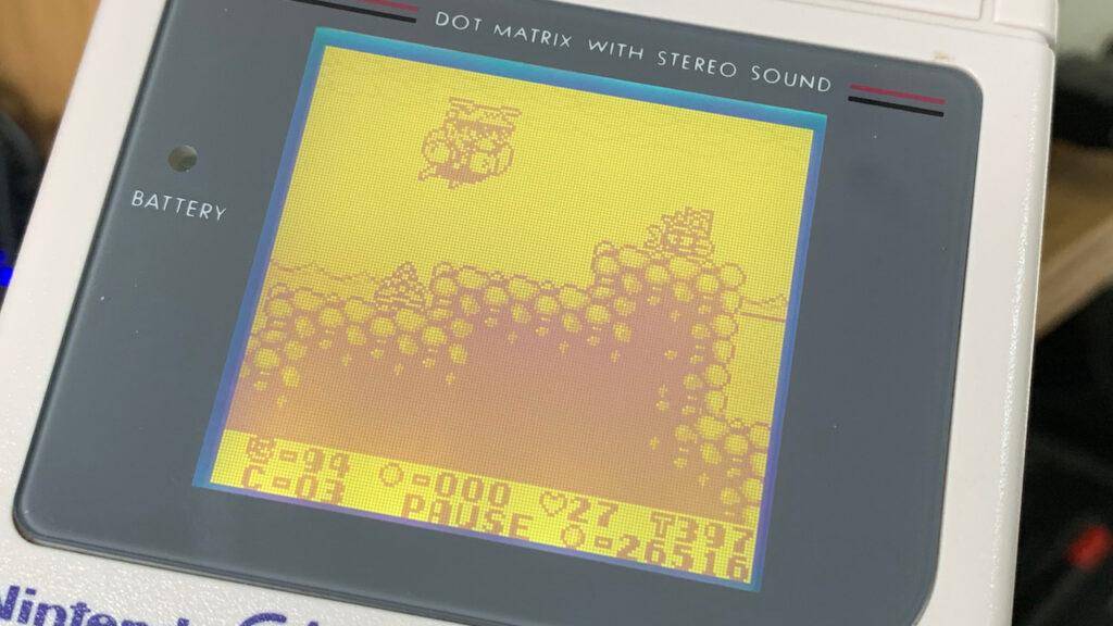 Wario Land Gameplay Nintendo Game Boy Games