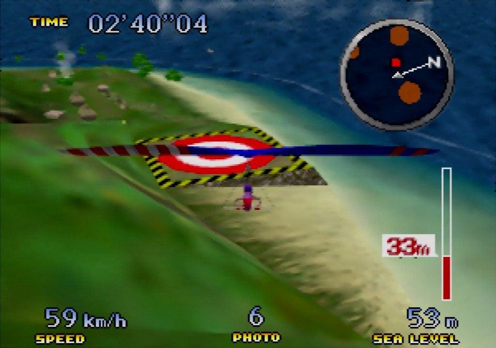 Pilotwings 64 Review Nintendo 64